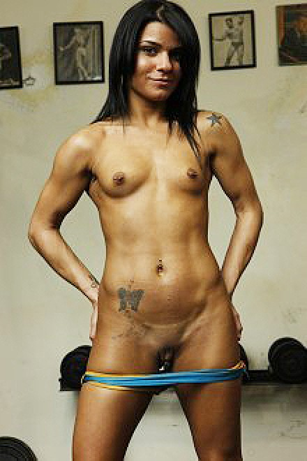 Muscle naked picture woman from it