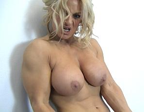 Brandimae and dani andrews muscle lesbian bondage - 1 1