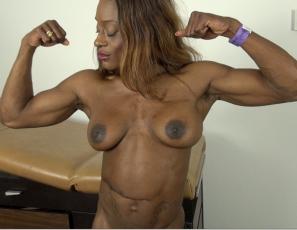 Ebony porno nue