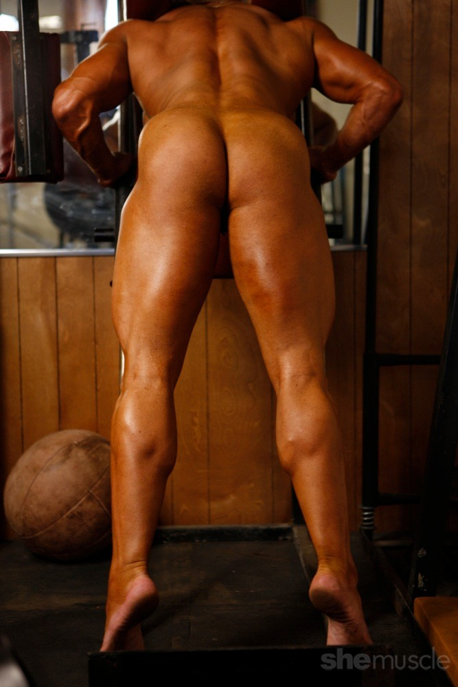Lisa Cross Bodybuilder Nude