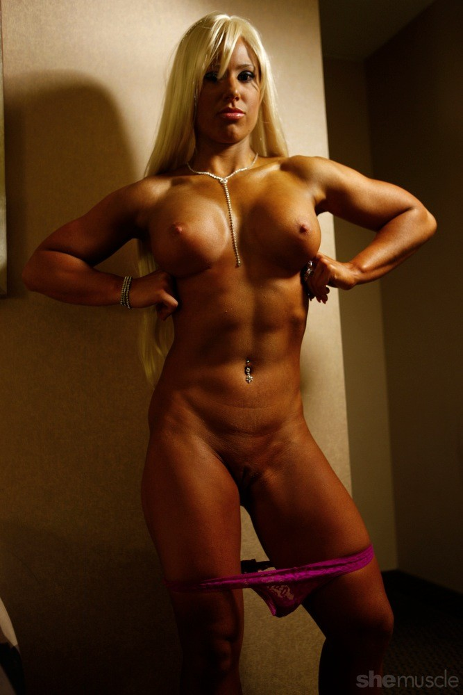 Female Muscle Network She Muscle Dirty Muscle Female ...