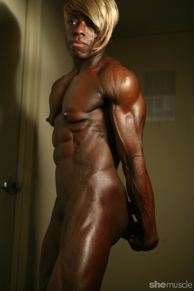 Ebony Bodybuilders 39