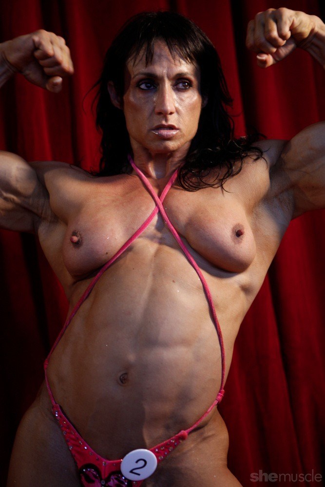 Tazzie Colomb Nude