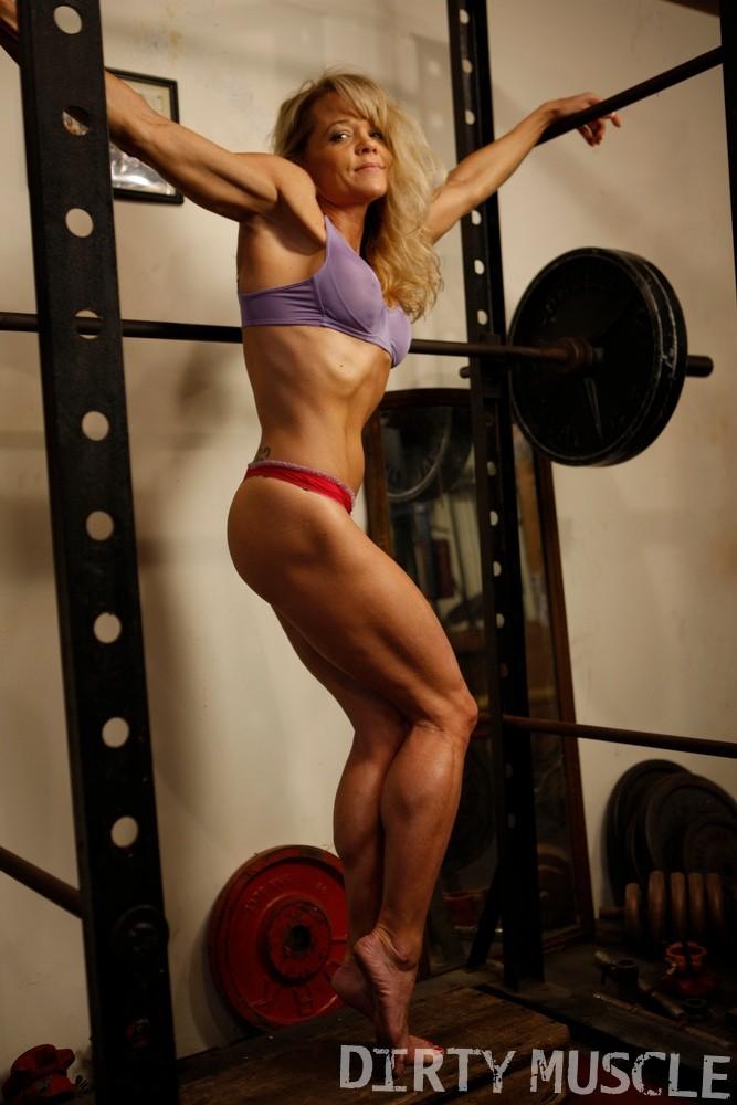Images Of Nude Female Bodybuilder Annie Rivieccio Picture ...