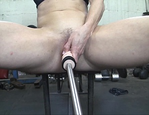 Charlotte has just finished playing with her pretty pussy when her trainer kicks things into high gear by bringing out the fuck-stick! There is much more to say other than you will love hearing Charlotte moan, groan, and scream her way to an orgasm. I am not sure we've had anyone say