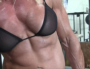 Here it is at long last! The first official Lacey video from our gym. We've been waiting for this day ever since we first saw her self-shot