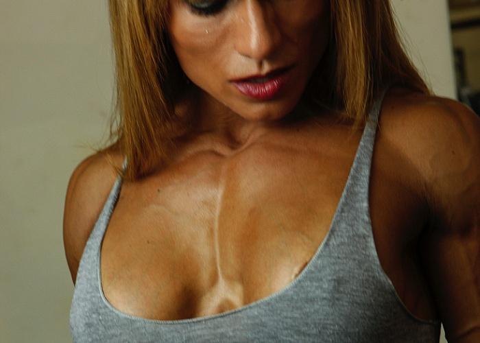 Muscle Yasmin Nude - Hot Girls Wallpaper