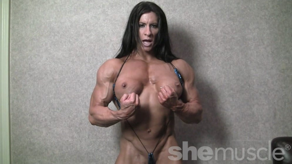 angela salvagno naked female bodybuilder